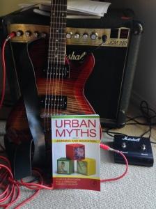 Urban Myths Cover