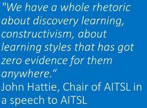 Hattie AITSL