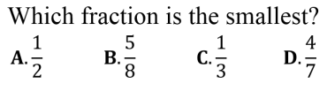 fractions question