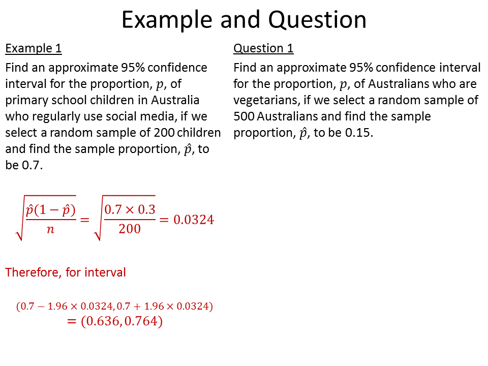 Example-problem pairs II