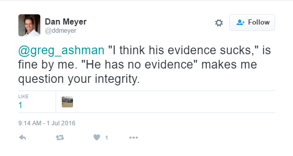 Meyer Integrity