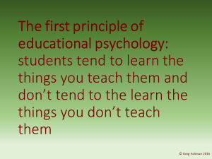 the-first-principle-of-educational-psychology